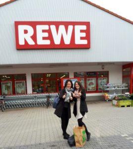 Hauptsponsor REWE