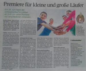 Lausitzer Rundschau vom 15.06.2018