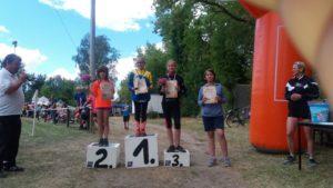 Niewitzer Sportfest 2018 Siegerehrung Mädchen