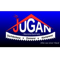 Logo Hauptsponsor Dachdeckerei und Zimmerei Marcus Jugan