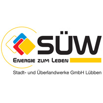 Logo Hauptsponsor Stadt- und Überlandwerke GmbH Lübben