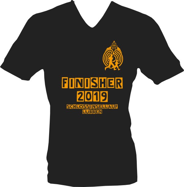 Bild Finisher T-Shirt 2019 vorn