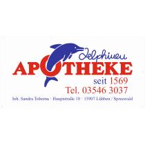 Logo Sponsor Delphinen Apotheke Lübben