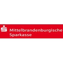 Logo Hauptsponsor Mittelbrandenburgische Sparkasse in Potsdam