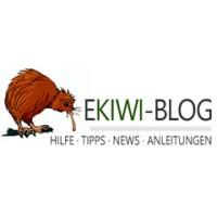 Partner eKiwi-Blog, ein Blog mit technischen Tutorials, Tipps, Anleitungen
