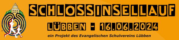 Schlossinsellauf L�bben - 24.06.2018